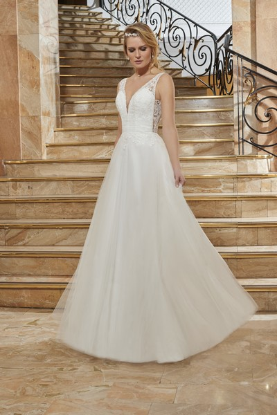 Robe de mariée AD Couture AD-2020-14 Cathy by Tomy Mariage