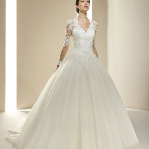 Robe de mariée AD Couture AD-2020-38 Meghane by Annie Couture
